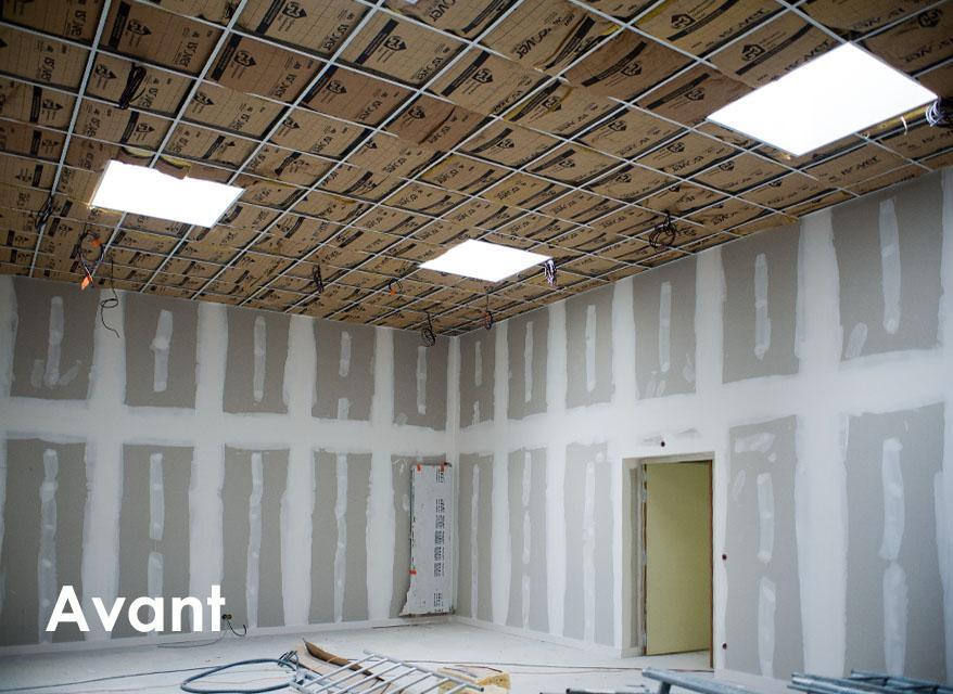 Plafond Isolation Tours 37 Aménagement