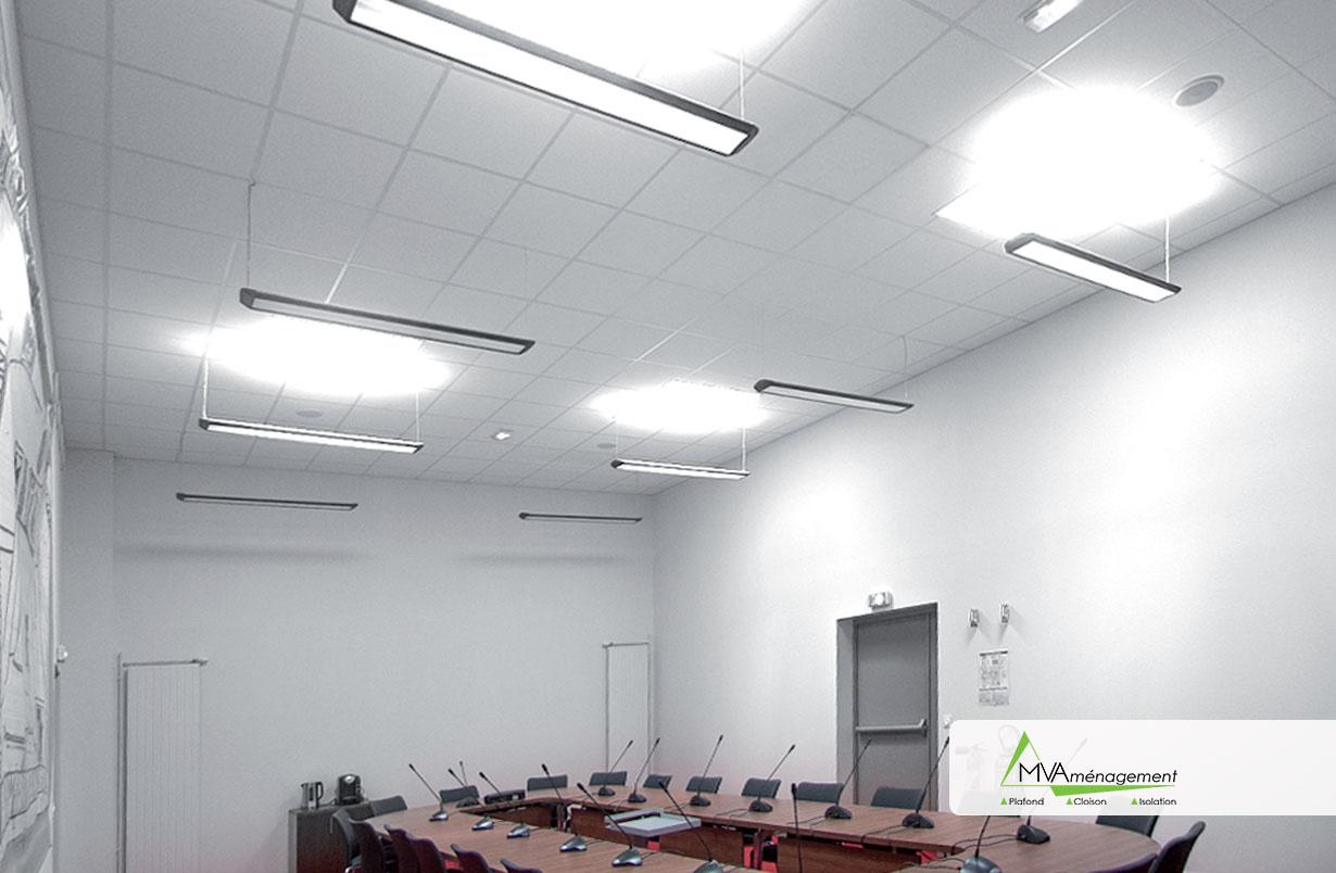 plafond pose cloisons isolation pl trerie tours 37. Black Bedroom Furniture Sets. Home Design Ideas